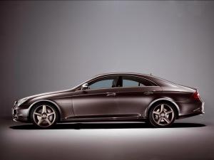 Benz CLS pics