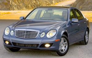Benz E Class pics