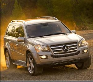 Benz GL pics