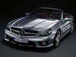 Benz SL pics