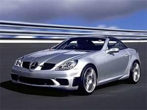 Benz SLK pics