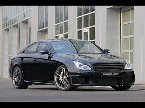 exotic cars wallpapers. Brabus CLS Exotic Car