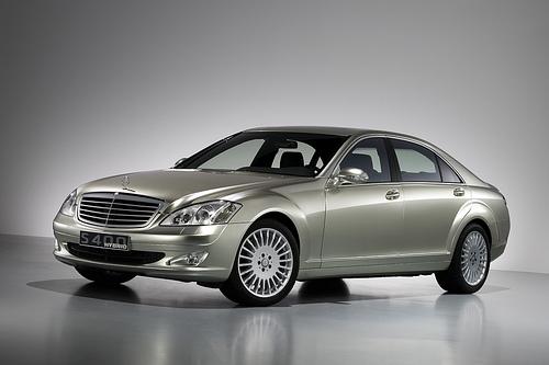2010 Mercedes-Benz S-Class Design