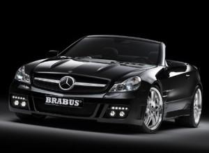 pic of Benz Brabus