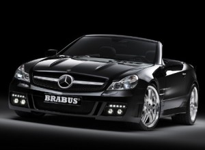 pic of Benz Brabus