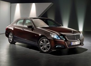 pic of Benz E Class