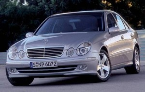 pic of Benz E