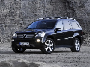 pic of Benz GL