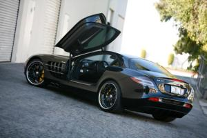pic of Benz SLR
