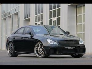 pic of Brabus CLS