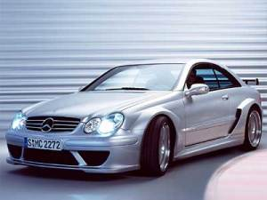 pic of CLK DTM AMG