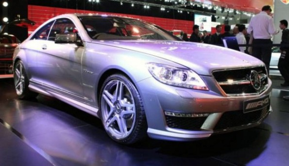 2011 Mercedes-Benz CL 63 AMG And CL 65 AMG Arriving In November, Pricing Announced