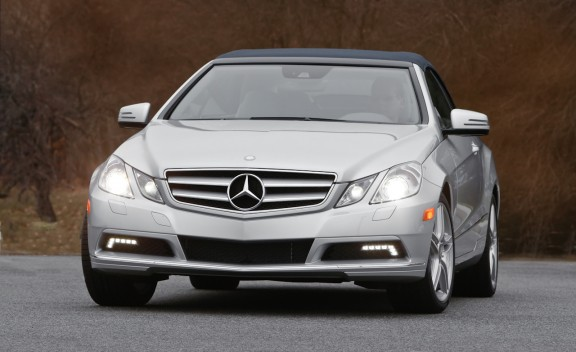 2011 Mercedes-Benz E-class - E350 - E550 Cabriolet - First Drive Review