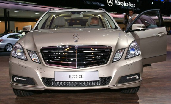 2011 Mercedes-Benz E-class - E350 Wagon - Official Photos and Info