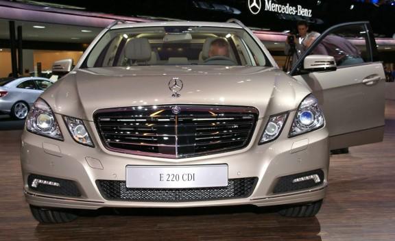 2011 Mercedes-Benz E-class - E350 Wagon - Official Photos and Info