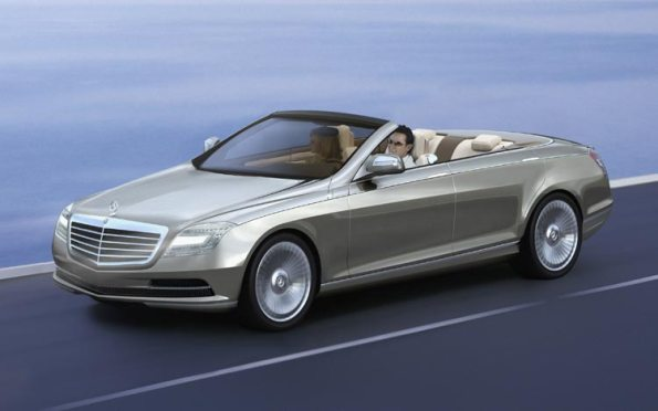 2011 Mercedes-Benz Ocean Drive Review and Prices