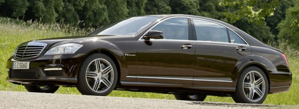 2011 Mercedes-Benz S63 AMG General Overview