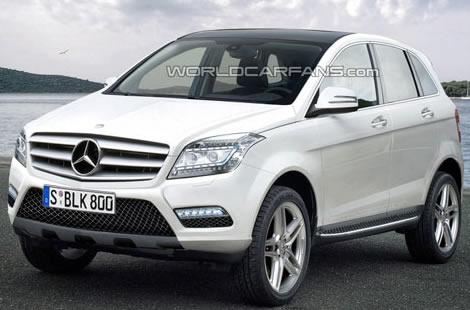 Mercedes benz blk small crossover for Mercedes benz cheapest model