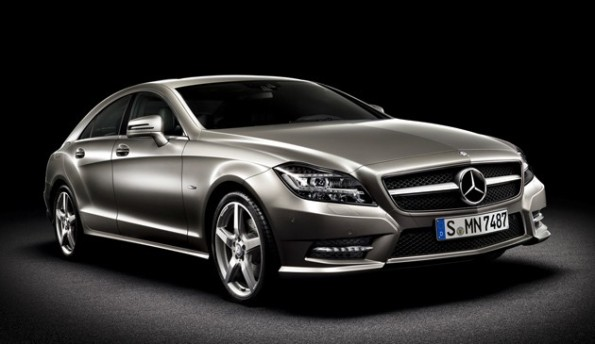2012 Mercedes-Benz CLS revealed before Paris debut