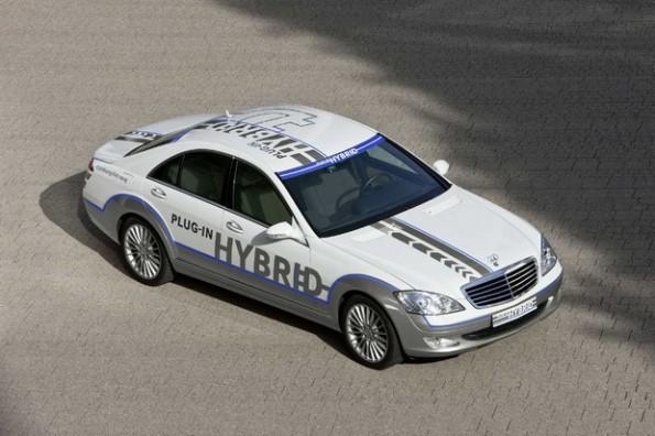 2012 Mercedes-Benz S 500 Plug-In Hybrid