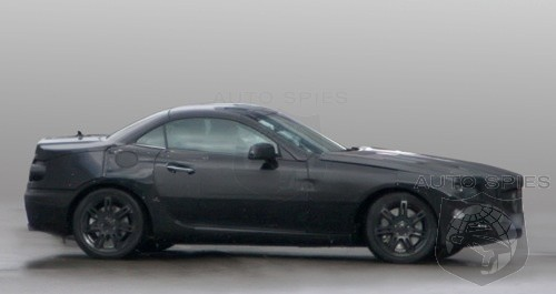 2012 Mercedes-Benz SLK-Class Review and Prices
