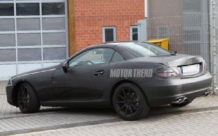 Mercedes-Benz Teases 2012