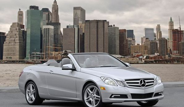 Review: 2011 Mercedes-Benz E350 Cabriolet