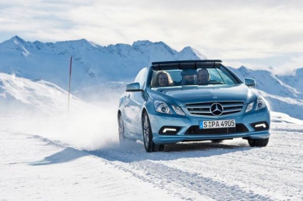Unveiled: 2011 Mercedes-Benz E-Class Cabriolet
